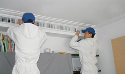 中央空调安装,安装中央空调,中央空调如何安装