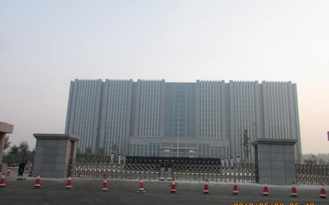许昌县政府fen体空调新风系tong